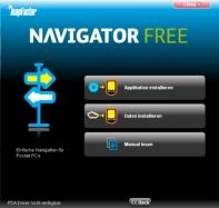 Mapfactor Navigator FREE POI Warnung Sprachausgabe Import